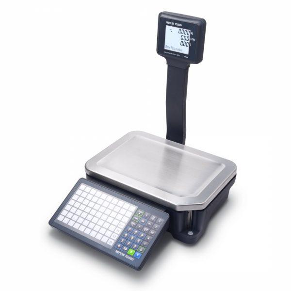 Весы с печатью этикеток Mettler Toledo
