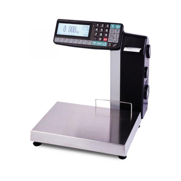 Весы с принтером печати МАССА-К MK-RP